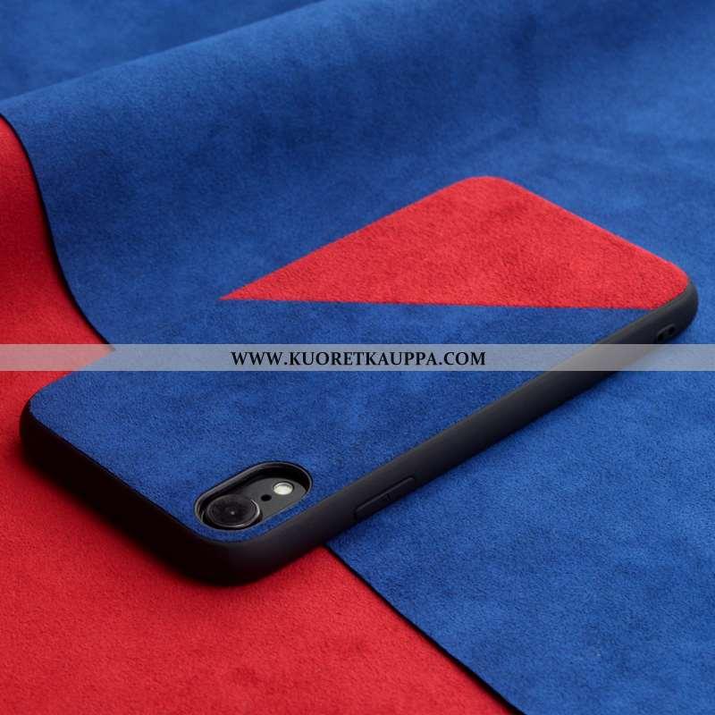 Kuori iPhone Xr, Kuoret iPhone Xr, Kotelo iPhone Xr Turkki Mokkanahkaa Suojaus Liitos Suuntaus Nahka