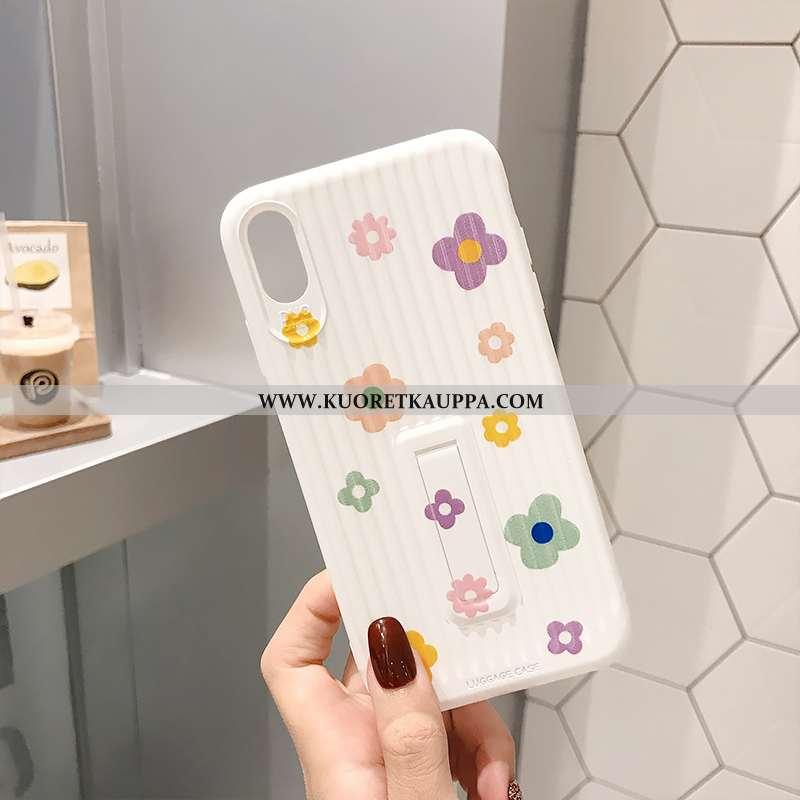 Kuori iPhone Xs, Kuoret iPhone Xs, Kotelo iPhone Xs Pehmeä Neste Silikoni Kustannukset Uusi Luova Va