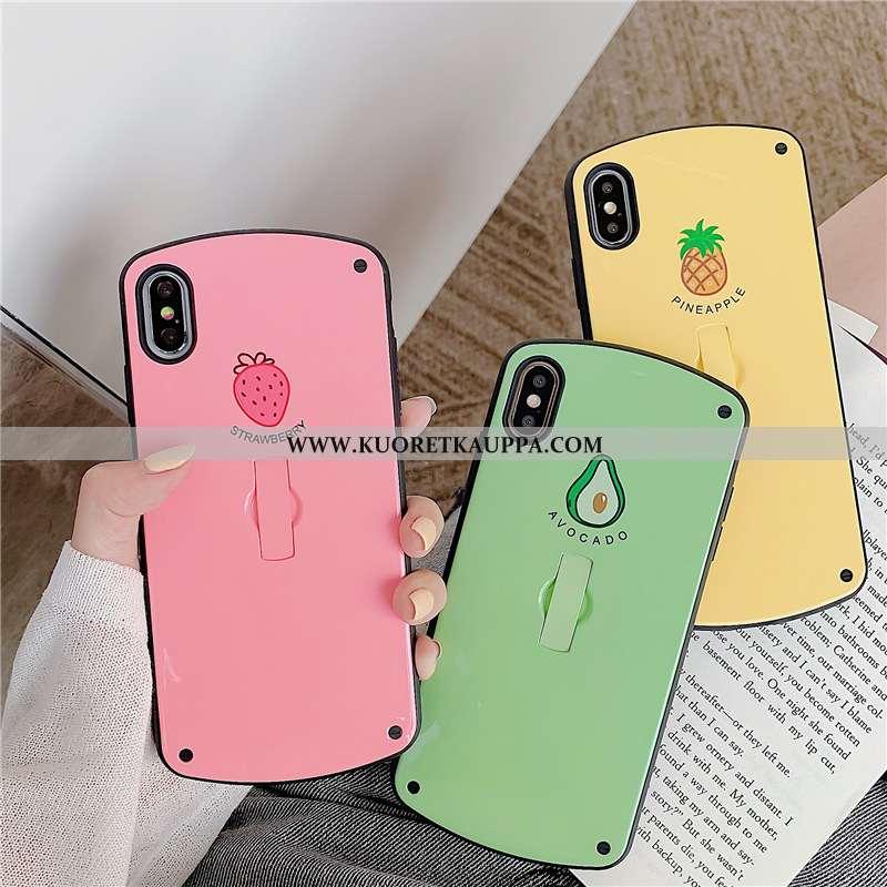 Kuori iPhone Xs, Kuoret iPhone Xs, Kotelo iPhone Xs Persoonallisuus Luova Kustannukset Jauhe Suojaus