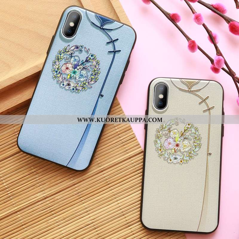 Kuori iPhone Xs Max, Kuoret iPhone Xs Max, Kotelo iPhone Xs Max Ripustettavat Koristeet Persoonallis