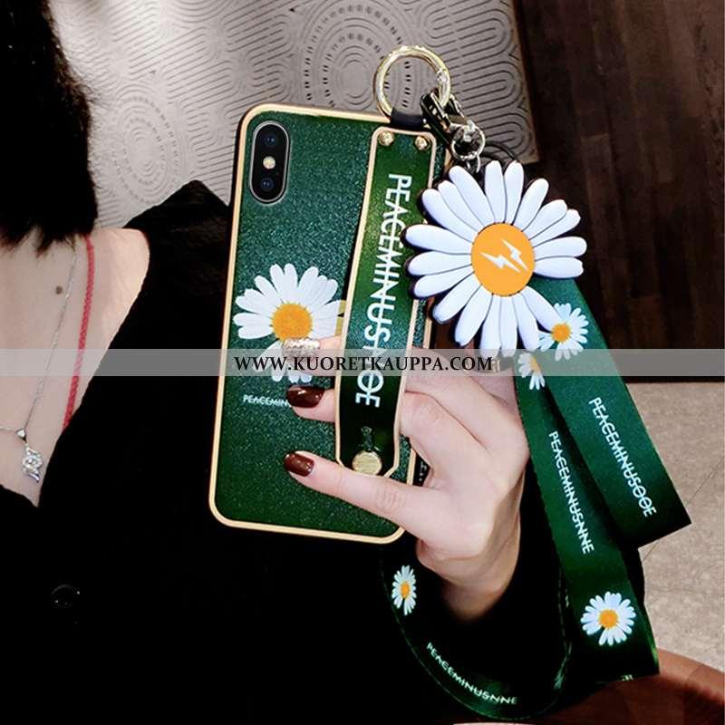 Kuori iPhone Xs Max, Kuoret iPhone Xs Max, Kotelo iPhone Xs Max Silikoni Persoonallisuus Ylellisyys