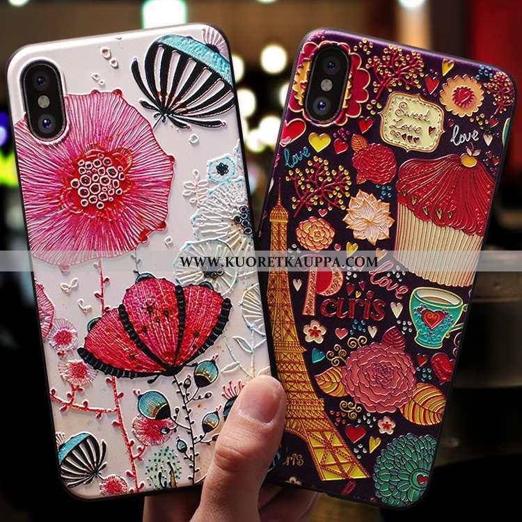 Kuori iPhone Xs Max, Kuoret iPhone Xs Max, Kotelo iPhone Xs Max Suuntaus Ultra Jauhe Sarjakuva Perso