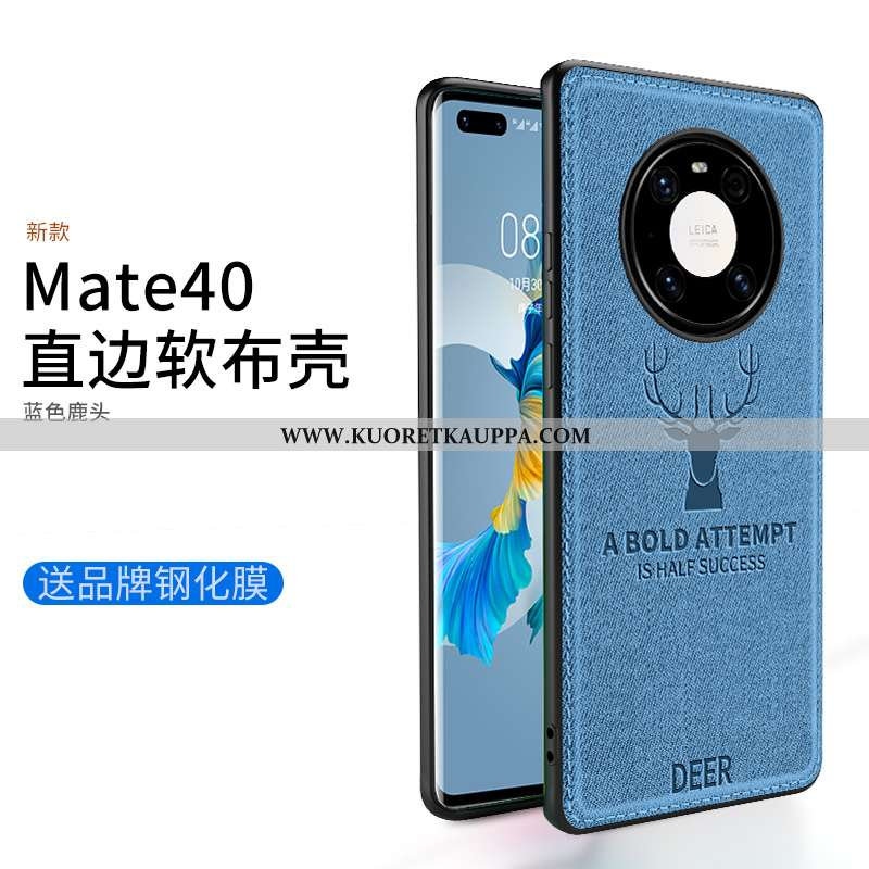 Kuori Huawei Mate 40, Kuoret Huawei Mate 40, Kotelo Huawei Mate 40 Kukkakuvio Ultra Pehmeä Neste Suo