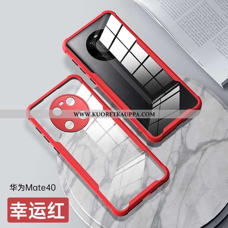 Kuori Huawei Mate 40, Kuoret Huawei Mate 40, Kotelo Huawei Mate 40 Läpinäkyvä Persoonallisuus Suupal