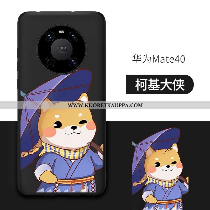 Kuori Huawei Mate 40, Kuoret Huawei Mate 40, Kotelo Huawei Mate 40 Silikoni Murtumaton Puhelimen Mus