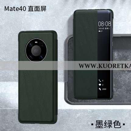 Kuori Huawei Mate 40, Kuoret Huawei Mate 40, Kotelo Huawei Mate 40 Ultra Valo Liiketoiminta Vihreä