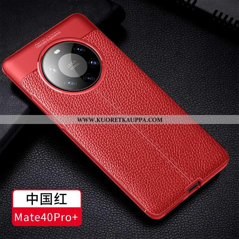 Kuori Huawei Mate 40 Pro+, Kuoret Huawei Mate 40 Pro+, Kotelo Huawei Mate 40 Pro+ Luova Nahka All In