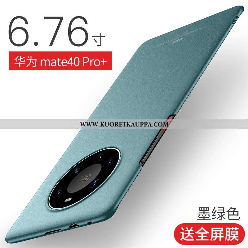 Kuori Huawei Mate 40 Pro+, Kuoret Huawei Mate 40 Pro+, Kotelo Huawei Mate 40 Pro+ Valo Suojaus Pesty