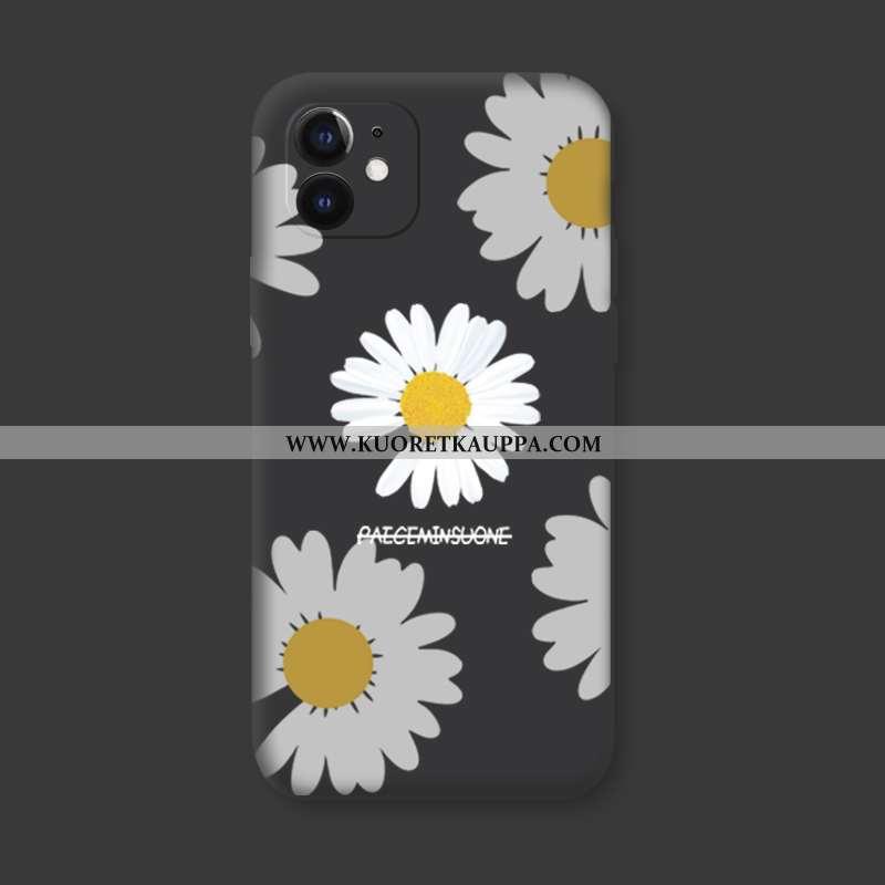 Kuori iPhone 12, Kuoret iPhone 12, Kotelo iPhone 12 Silikoni Suojaus Musta Rakastunut Mustat