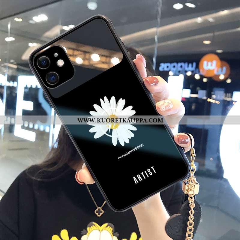 Kuori iPhone 12 Mini, Kuoret iPhone 12 Mini, Kotelo iPhone 12 Mini Lasi Tila Puhelimen Ripustettavat