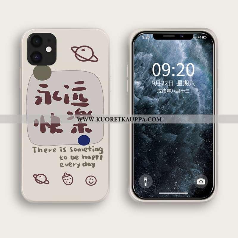 Kuori iPhone 12 Mini, Kuoret iPhone 12 Mini, Kotelo iPhone 12 Mini Silikoni Suojaus Uusi Puhelimen A