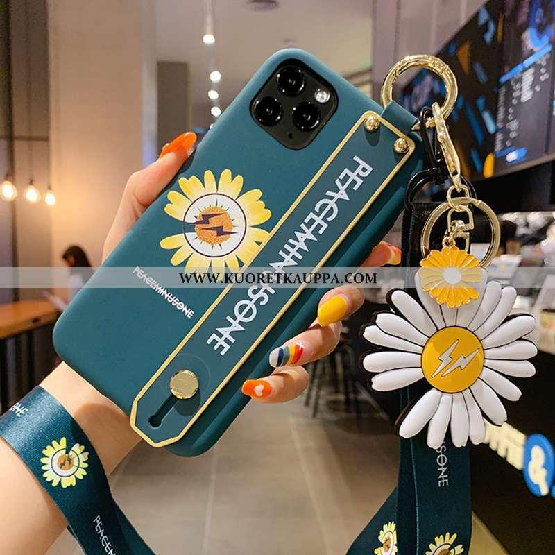 Kuori iPhone 12 Pro, Kuoret iPhone 12 Pro, Kotelo iPhone 12 Pro Persoonallisuus Luova Suuntaus Vihre