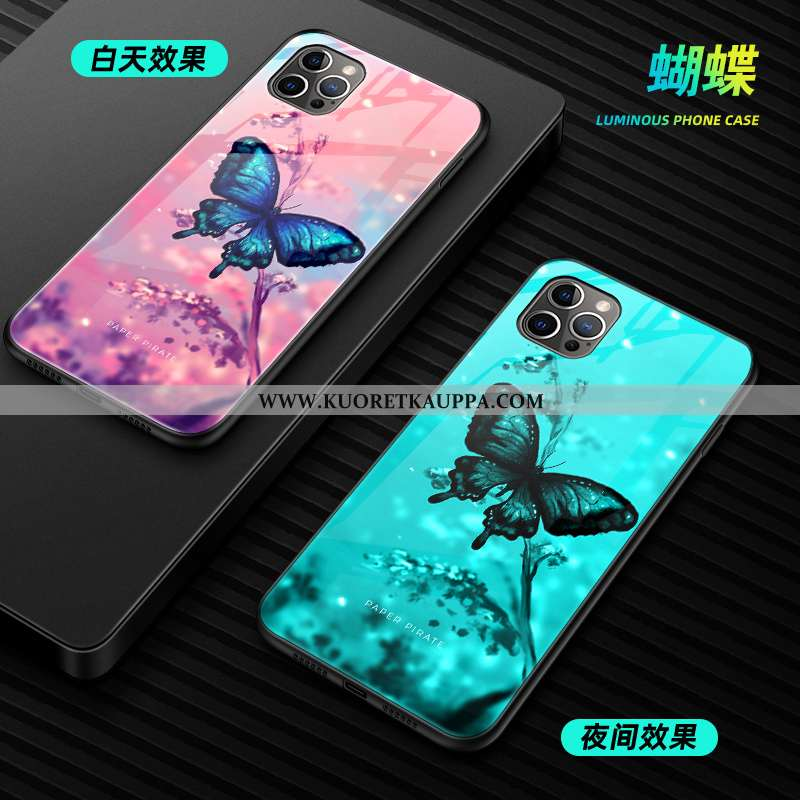 Kuori iPhone 12 Pro, Kuoret iPhone 12 Pro, Kotelo iPhone 12 Pro Suuntaus Suojaus Puhelimen Net Red K